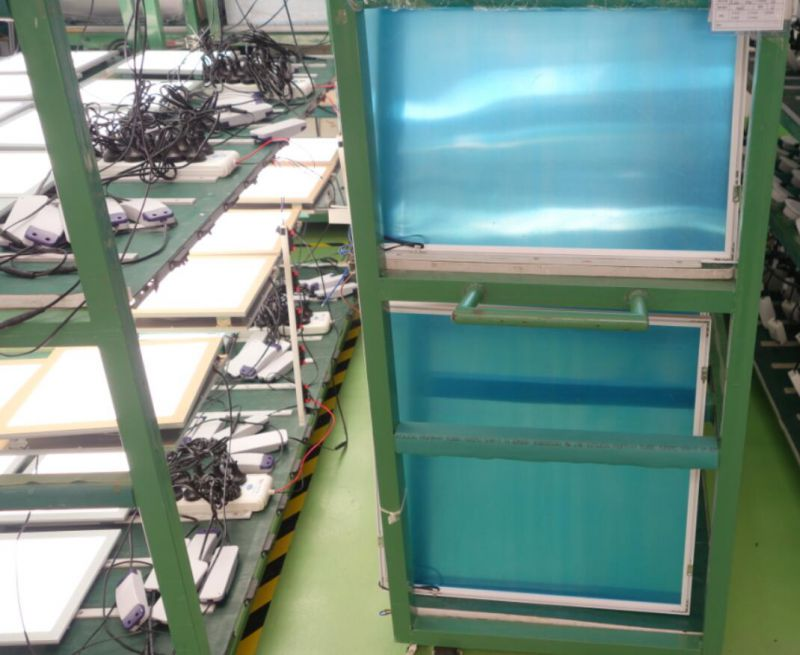 led panel production
