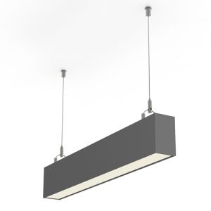 Suspended LED Linear Light Pendant fixture