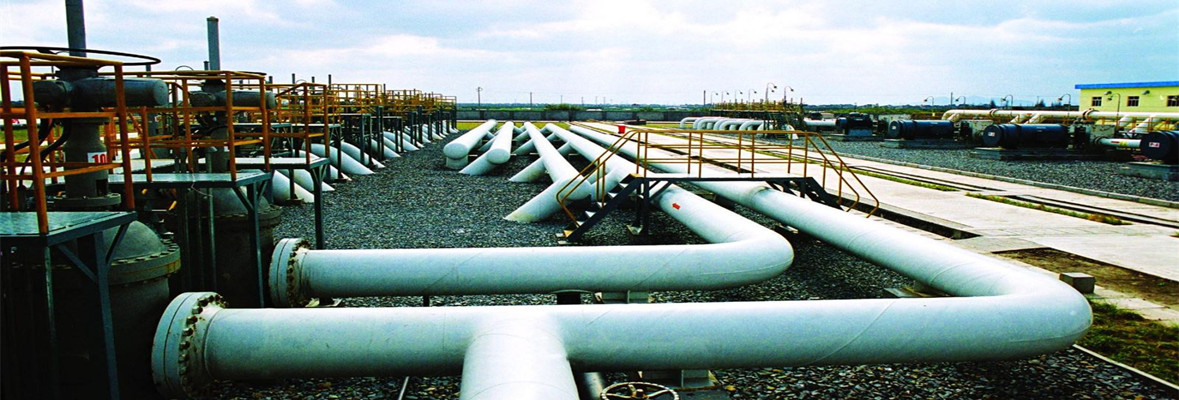 Duwa Piping Project Oil pipeline