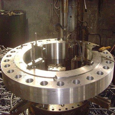ASME B16.36 Orifice Flange ASTM A105 1/2-24 Inch CL300