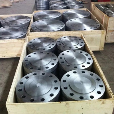 ASTM A105 Forged Steel Blind Flange,ANSI B16.5, 12 Inch,Class 300
