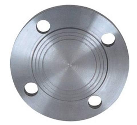 ASTM A105N Blind Flange, EN 10204-3.1, 2 Inch, Class 600, RF