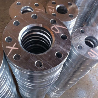 HOT DIP GALVANIZED SLIP ON FLANGE, ASME B16.5, DN 150, CL600