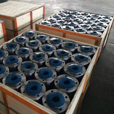 Raised Face Slip On Flange, 8 inch, Class 150, China