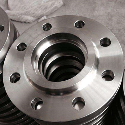 Slip on Pipe Flange, DN100, PN40, EN1092-1, ASTM A105