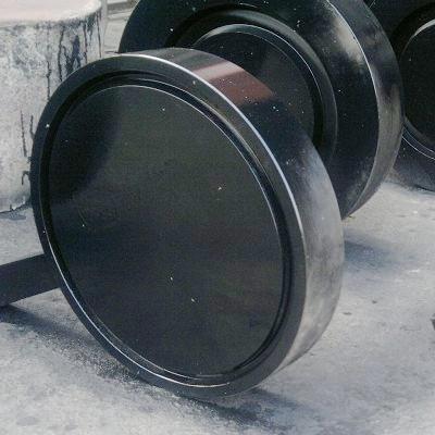 Paddle Blind Flange A516 GR60 GR70, CL150-2500, 1/2-24 Inch