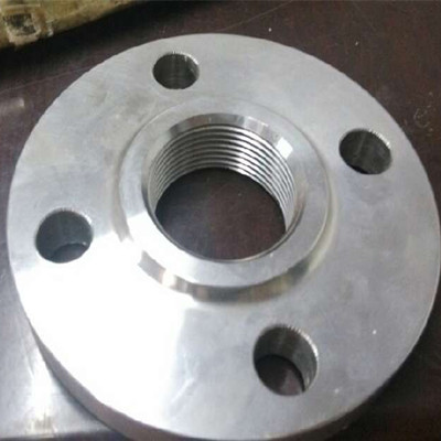 DIN2567 PN25/PN40 Threaded Flange with Neck