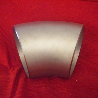 Carbon Steel 45 Degree Pipe Elbow, ANSI B16.9, Long, Short Radius