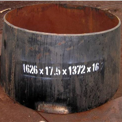 AWWA C208 Reducer, Carbon Steel per ASTM A36, Fabricated, Marked per MSS SP 25
