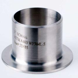 Stainless Steel Stub End 1/2-80 Inch Die forging