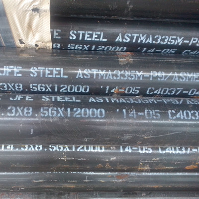 Alloy steel pipe ASTM A335 P9
