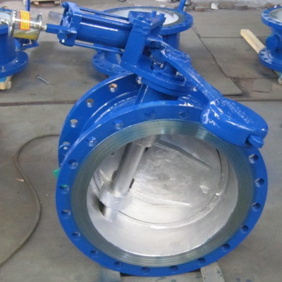 Butterfly Check Valve, Wafer Type, Cast Iron Body