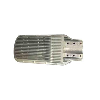 LED Street Light Cover Aluminum Die Casting, ADC10, ADC12, A380