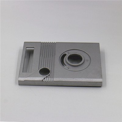 Aluminum Alloy Eletronic Lock Housing Die Casting, ADC12, Customized