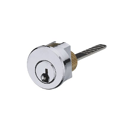 Zinc Alloy Lock Core Die Casting for Lock Part, Painting