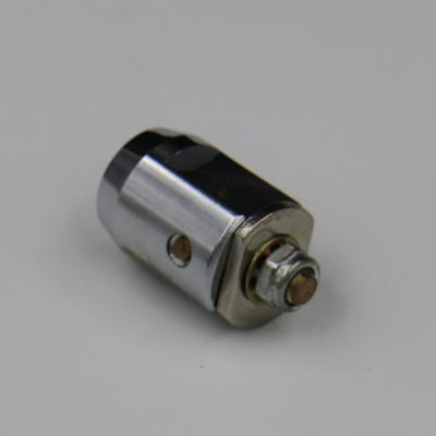 Zinc Alloy Lock Housing Die Cast, Chrome Plating