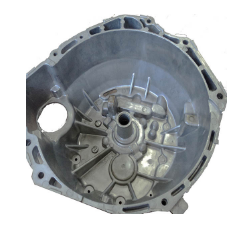 Aluminum Alloy A380 Engine Part Die Casting, Electroplating