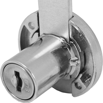 Zinc Deadbolt Lock, 2 Keys, Keyed Alike or Different, Master Key