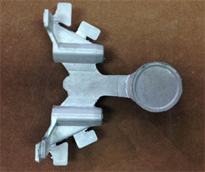 Eco-Friendly Zinc Alloy Die Casting Handle, STK-Z1107