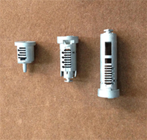 Zamak 3 Zinc Alloy Lock Parts Die Casting