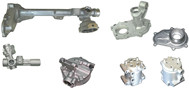 Quality of die casting parts