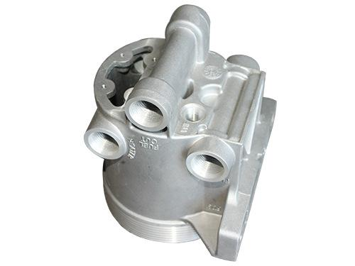The Application of Purification Technology of Aluminum Liquid Has An Influence on Aluminum Alloy Die Casting