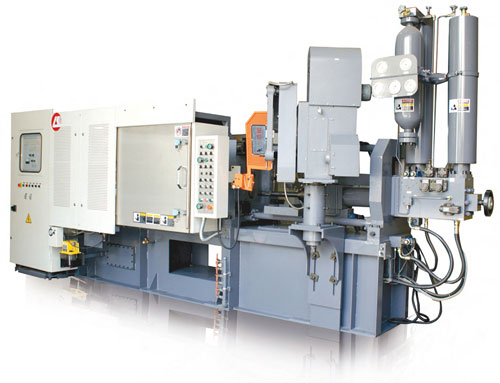 Types of Machines for Die Casting