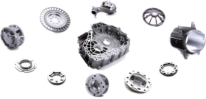 Die Casting vs. Other Processes