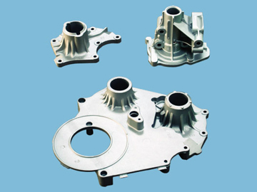 Characteristics of Aluminium Die Casting and Service Lives of Dies
