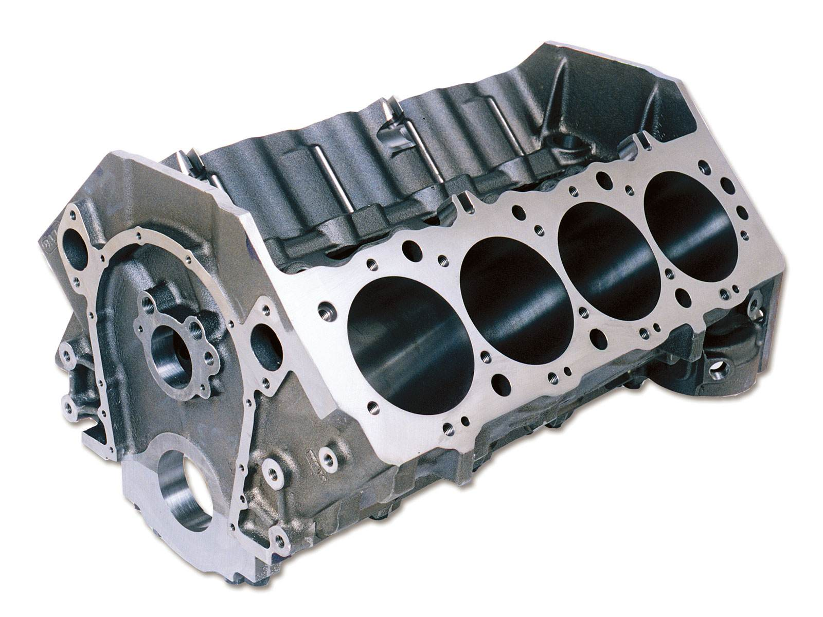 aluminum alloy lower cylinder blocks
