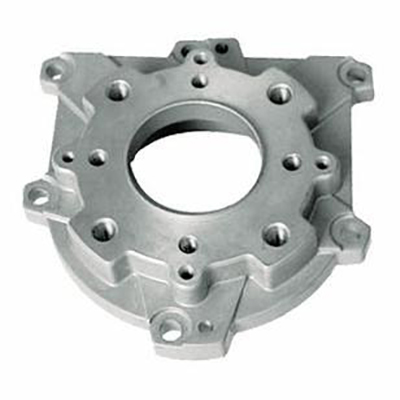 Aluminum Alloy Auto Parts Precision Die Casting, Tolerance Gr. 8