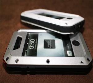 IPhone Kingpad Aluminum Die Casting, Pink, White, Black