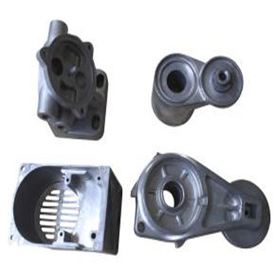 Aluminum Alloy A380 Machinery Parts Die Casting, Chrome Plating