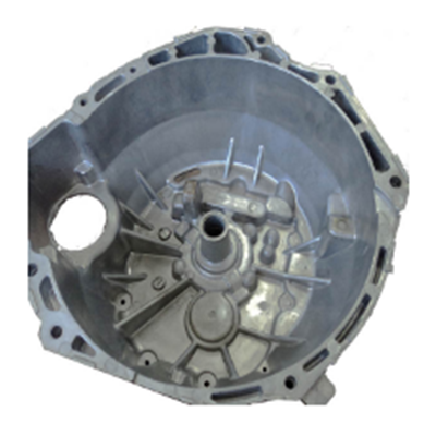 Engine Part Die Casting, Aluminum Alloy A380, Electroplating