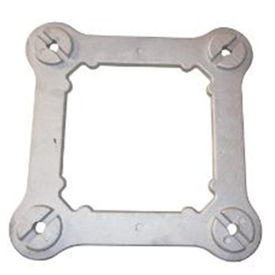 Mechanical Parts Die Casting, Aluminum Alloy ADC12, Polishing