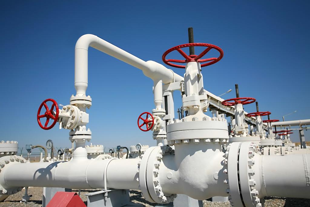 Gate valve application