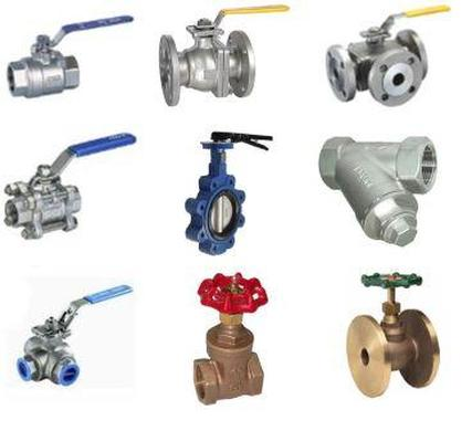 How To Select The Right Type Valves