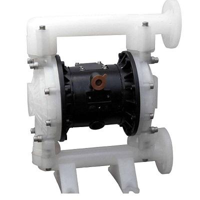 Plastic Diaphragm Pump PP 50m 30 m3/h DN10 DN100 7 kgf/cm2
