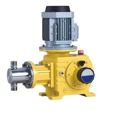 Plunger Metering Pump, 6lph-720lph, 6Bar-400Bar, 0.75kW