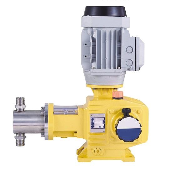 Precision Plunger Metering Pump, 2lph-234lph, 10Bar-400Bar, 0.37kW