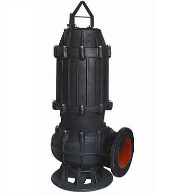 Submersible Sewage Pump, Non Clog, 25-500 mm, 7-2650 m3/h, 8-35 m