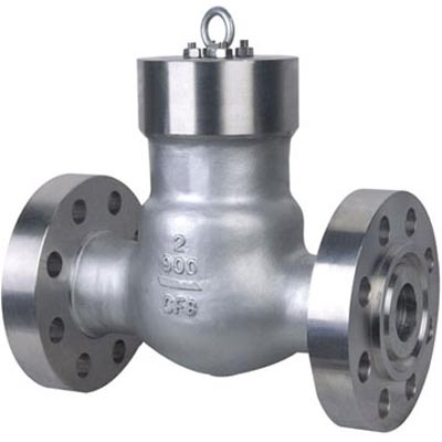 Flanged Pressure Seal Check Valve, Class 900, 1500, 2500 LB