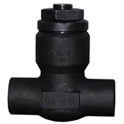 Forged steel Pressure Seal Swing Check Valve, A105, F304(L), F22