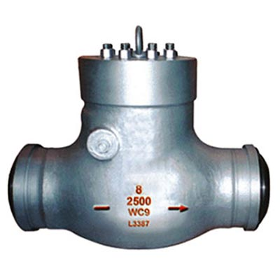 Power Station Pressure Seal Swing Check Valve, WCB, WC1, WC6, WC9