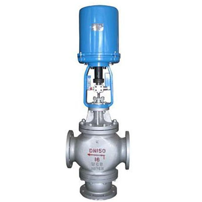 ZDLQ(X) Electric 3 Way Control Valve, WCB, WCC, WC6