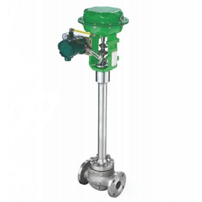 DZJHP Pneumatic cryogenic control valve, -196~45℃