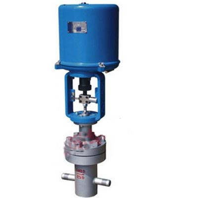 T966Y Feed Water Electric Control Valve, ASTM A105