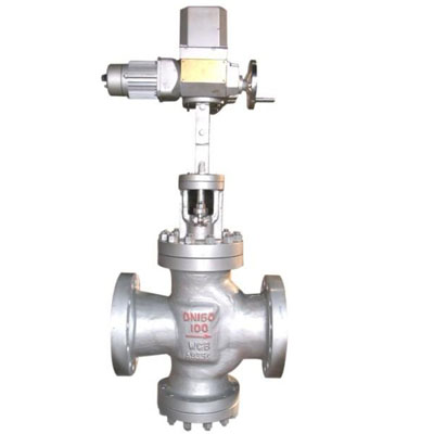 Y945H Electric Double Seat Steam Reducing Valve, WCB, WC6, 20CrMo