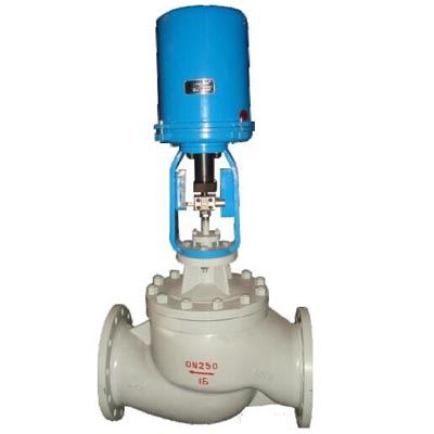 ZDLM Electric Cage Type Control Valve, WCB, WCC, WC6