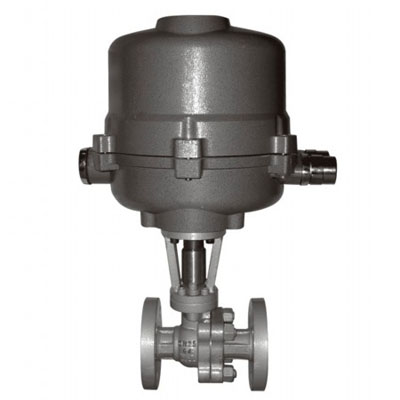 ZDRO Electric O-type Shut-off Valve, DN15-300